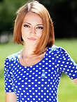 Photo of beautiful  woman Yana with brown hair and brown eyes - 17969