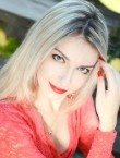Photo of beautiful  woman Yana with blonde hair and green eyes - 21612