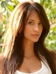 Photo of beautiful  woman Yana with light-brown hair and brown eyes - 28674
