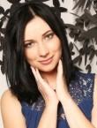 Photo of beautiful  woman Yuliya with brown hair and blue eyes - 27795