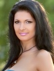 Photo of beautiful  woman Zoya with black hair and brown eyes - 22146